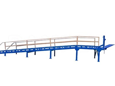 Stationary ramp